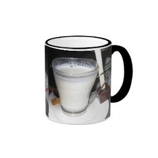 Chocolate caliente taza