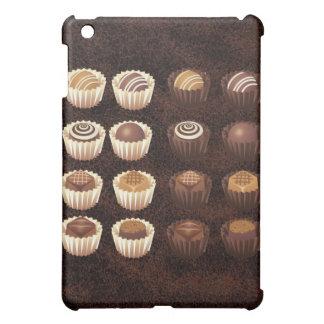Chocolate Candies iPad Case