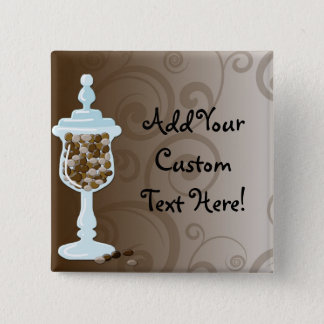 Chocolate Candy Buffet Bar, Urn of Sweets Button