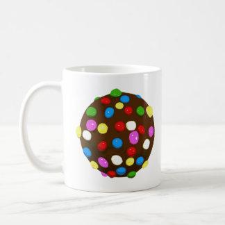 Chocolate Candy Color Ball Coffee Mug