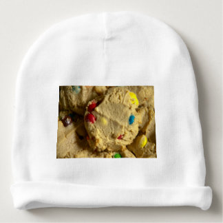 Chocolate Candy Cookies Baby Beanie