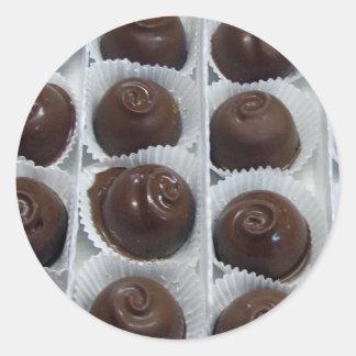 Chocolate Candy Sticker