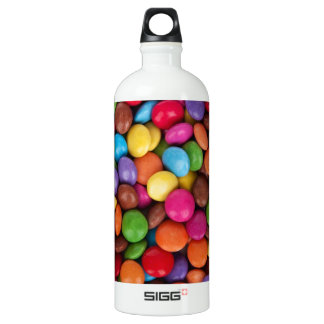 Chocolate Candy Sweets Water Bottle