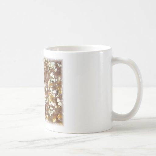 Chocolate Caramel Popcorn Mugs