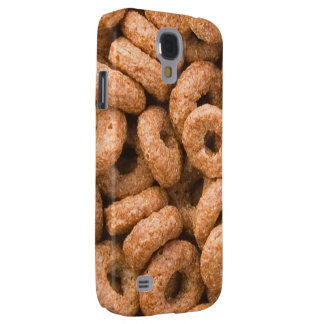 Chocolate cereal rings galaxy s4 cover