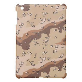 Chocolate Chip Camo iPad Case