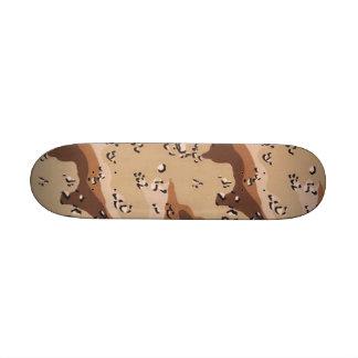 Chocolate Chip Camo Skateboard Mini