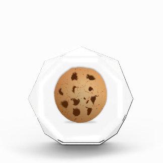 Chocolate Chip Cookie Acrylic Award
