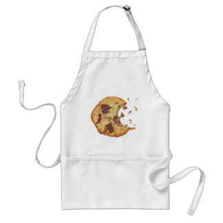 Chocolate Chip Cookie Adult Apron