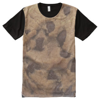 Chocolate Chip Cookie All-Over Print T-shirt