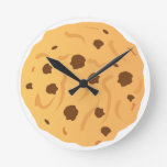 Chocolate Chip Cookie Clock