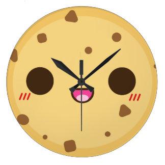 Chocolate Chip Cookie Clock