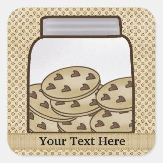Chocolate Chip Cookie Food sticker