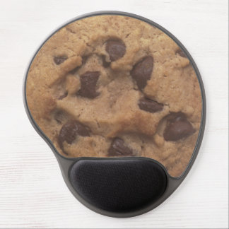 Chocolate Chip Cookie Gel Mouse Pad