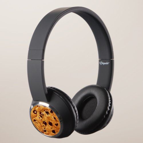 Chocolate Chip Cookie Headphones