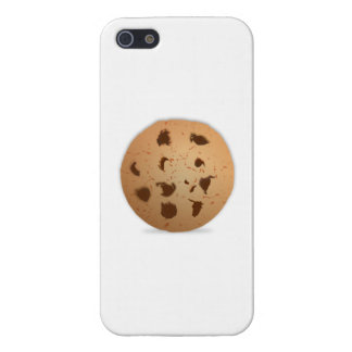 Chocolate Chip Cookie iPhone 5 Cases