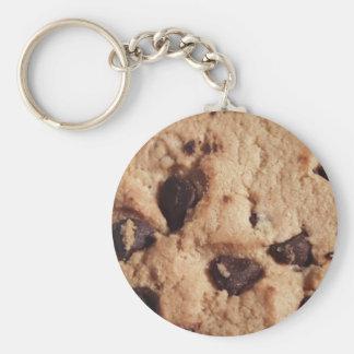 Chocolate Chip Cookie Keychain