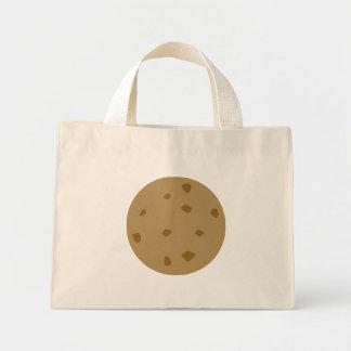 Chocolate Chip Cookie Mini Tote Bag