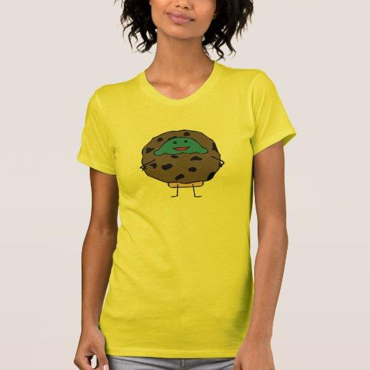 Chocolate Chip Cookie Muffin - Ladies T-Shirt