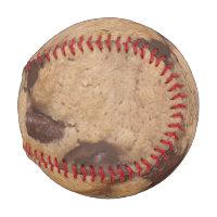 Chocolate Chip Cookie Novelty Baseball