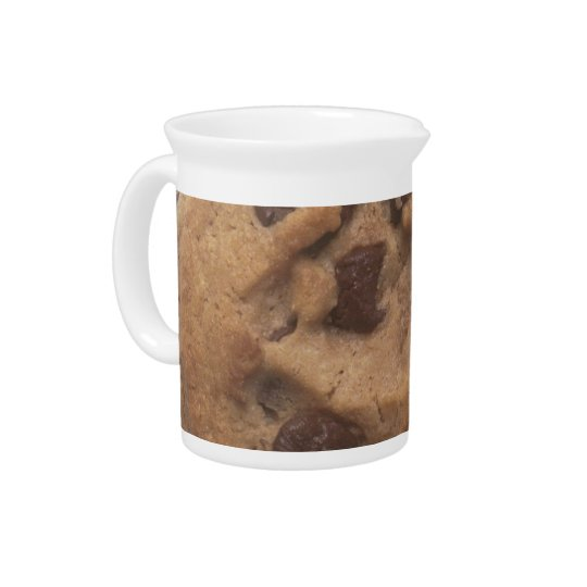 Chocolate Chip Cookie Pitcher