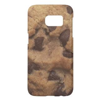 Chocolate Chip Cookie Samsung Galaxy S7 Case