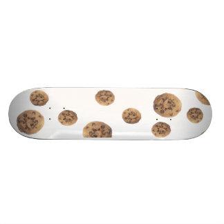 Chocolate Chip Cookie skateboard