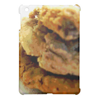Chocolate Chip Cookie Stack iPad Case