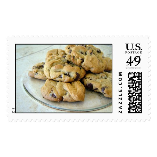 Chocolate Chip Cookie Stamps