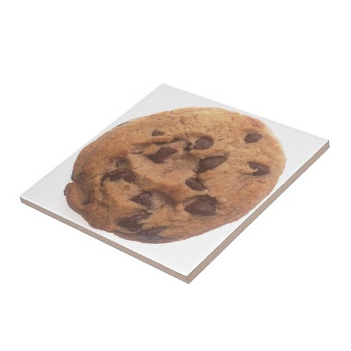 Chocolate Chip Cookie Tile