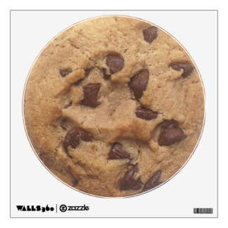 Chocolate Chip Cookie Wall Sticker