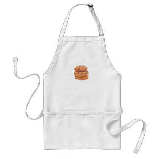 Chocolate Chip Cookies Adult Apron