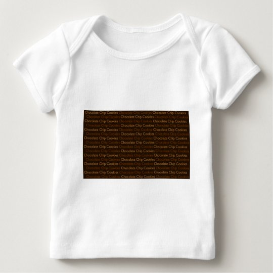 Chocolate Chip Cookies Baby T-Shirt