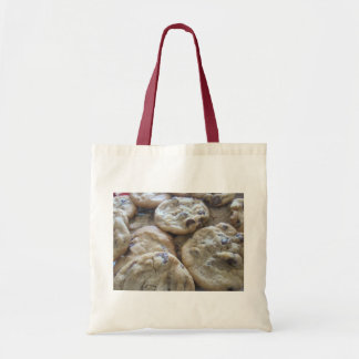 Chocolate Chip Cookies Budget Tote Bag