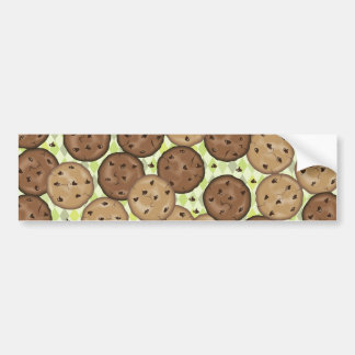 Chocolate Chip Cookies Bumper Sticker