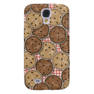 Chocolate Chip Cookies Samsung Galaxy S4 Cases
