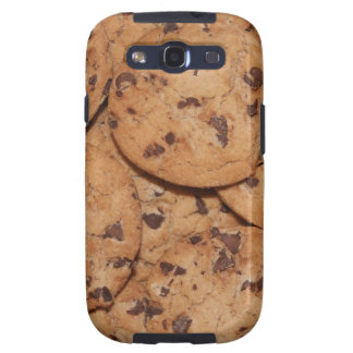 Chocolate Chip Cookies Samsung Galaxy S3 Covers