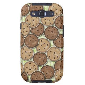Chocolate Chip Cookies Samsung Galaxy SIII Case