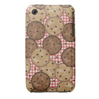 Chocolate Chip Cookies Case-Mate iPhone 3 Case