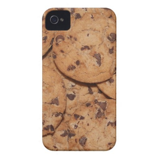 Chocolate Chip Cookies iPhone 4 Case