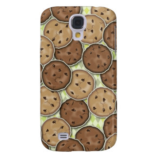 Chocolate Chip Cookies Galaxy S4 Covers