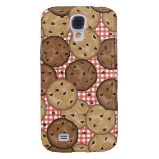 Chocolate Chip Cookies Samsung Galaxy S4 Case