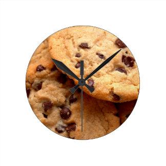 Chocolate Chip Cookies Wallclocks