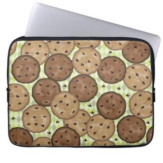 Chocolate Chip Cookies Computer Sleeve