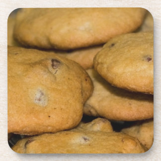 Chocolate Chip Cookies Drink Coaster