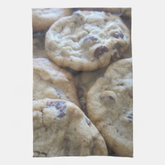 Chocolate Chip Cookies Hand Towel