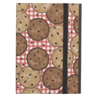 Chocolate Chip Cookies iPad Air Covers