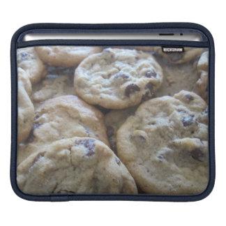 Chocolate Chip Cookies iPad Sleeves