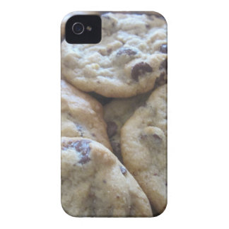 Chocolate Chip Cookies iPhone 4 Case-Mate Case
