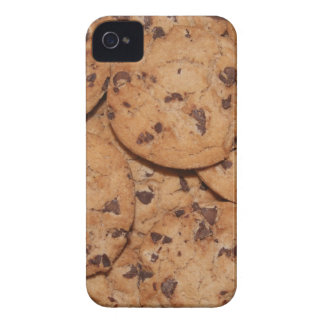 Chocolate Chip Cookies iPhone 4 Case-Mate Cases